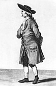Henry Cavendish, philosopher and chemist, c1851