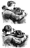 First Edison Phonograph, 1878