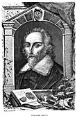 William Harvey English physician, c17th century
