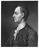 Leonhard Euler, Swiss mathematician, 1835