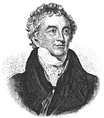Thomas Young, physicist and Egyptologist, 19th century