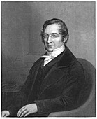 Joseph Louis Gay-Lussac, French chemist and physicist, c1860