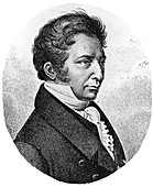 Joseph Louis Gay-Lussac, French chemist and physicist