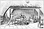 Antoine Laurent Lavoisier, French chemist