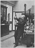 James Dewar, Scottish chemist and physicist
