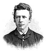 Jacobus Henricus Van't Hoff, Dutch chemist, 1902