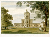 Radcliffe Observatory, Oxford, England, 1834