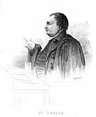 John Leslie, Scottish natural philosopher and physicist
