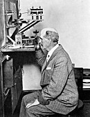 William Henry Bragg, English physicist, early 20th century