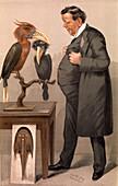 Edwin Ray Lankester, British zoologist, 1905