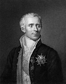 Pierre Simon Laplace, French mathematician and astronomer
