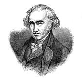 James Watt, Scottish engineer and inventor, 1881