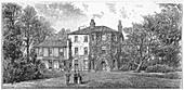 Down House, near Beckenham, Kent, 1887