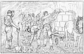Inside a Cheshire salt mine, 1889