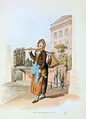 Rabbit seller, 1808