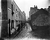 Little Collingwood Street, Bethnal Green, London, c1900.