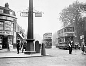 Cambridge Heath Road, Hackney, London, 1930