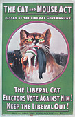 The Cat and Mouse Act', 1914