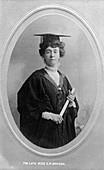 Emily Wilding Davison, 1909