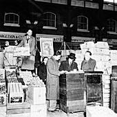Covent Garden Market, London, c1952
