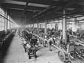 Wolseley factory, Birmingham, c1921