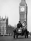 1903 De Dion on the London to Brighton Run, London