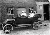 Model T Ford, c1913