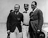 Racing drivers, Daytona, Florida, 1928