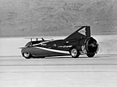 Art Arfons' 'Green Monster' Land Speed Record car, Utah, USA