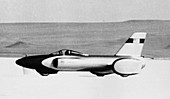 Spirit of America' Land Speed Record car, c1963-1964