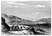 Aden, Yemen, c1890
