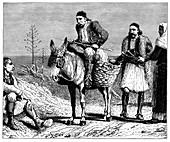 Greek peasants, c1890