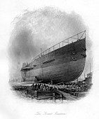 The 'Great Eastern', 1886