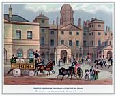 Shillibeer's Horse Omnibus', 1836