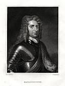 John Churchill, the Duke of Marlborough, English soldier