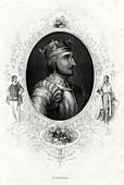 Stephen, the last Norman King of England, 1860