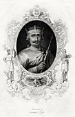 King William II of England, 1860