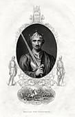 William I of England, also known as William the Conqueror