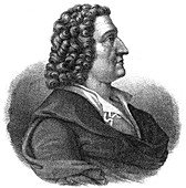 Johann Freidrich Bottger, German chemist and ceramicist