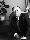 Eugene Ionesco, French playwright, c1970s