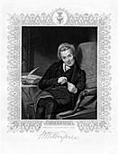 William Wilberforce, English abolitionist