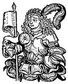 Tamerlane, Turcic conqueror, 1336-1405