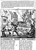 Massacre during Spanish rule in Netherlands, 1567-73