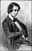 Frederick Augustus Abel, English chemist and inventor, 1893