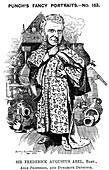 Frederick Augustus Abel, English chemist and inventor