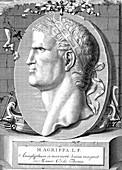 Marcus Vipsanius Agrippa, Roman statesman