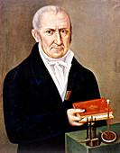 Alessandro Volta (1745-1827) Italian physicist