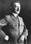 Adolph Hitler (1889-1945) German dictator, c1935