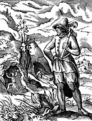 The Miner', 16th century