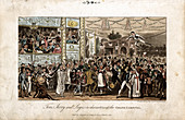 Tom, Jerry and Logic at the Grand Carnival, 1821